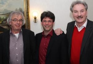 Nominierung mit Ralf und Manfred Ausschnitt