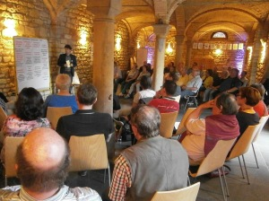 Zukunftswerkstatt im Alten Weingut