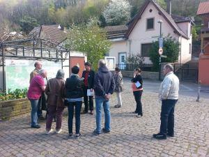 Ortsrundgang Grethen-Hausen